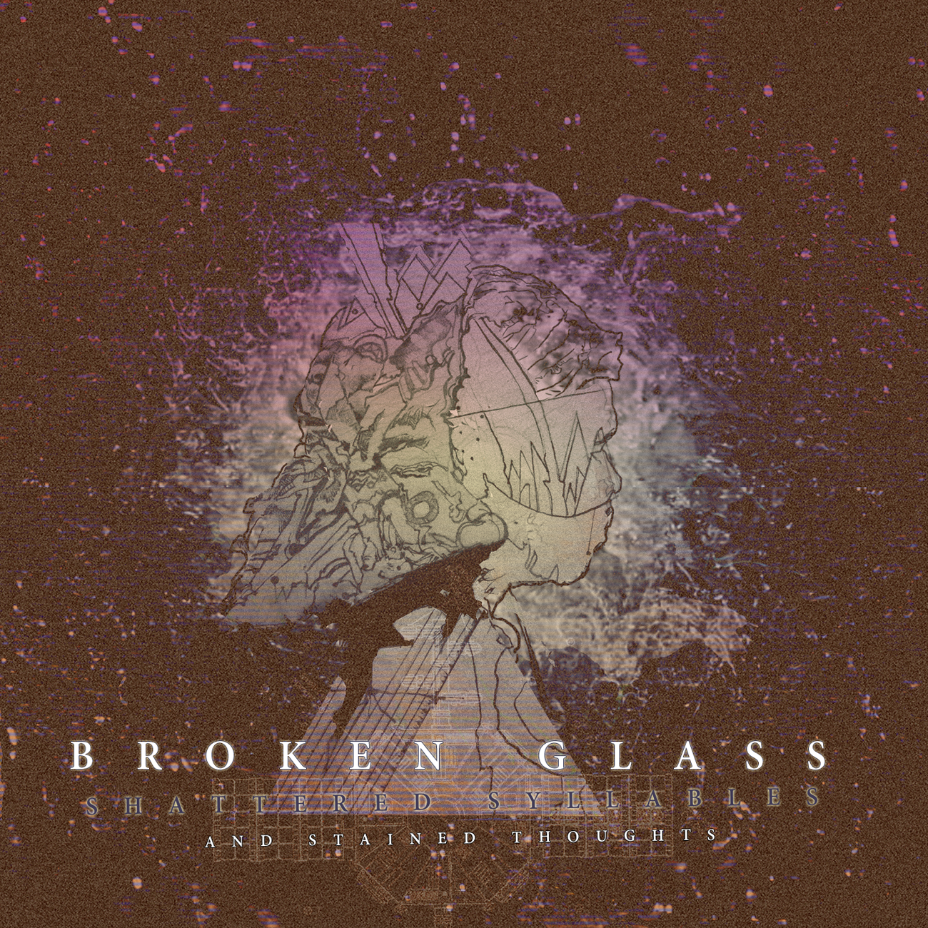 Free Download: Ako – Broken Glass, Shattered Syllables and Stained Thoughts