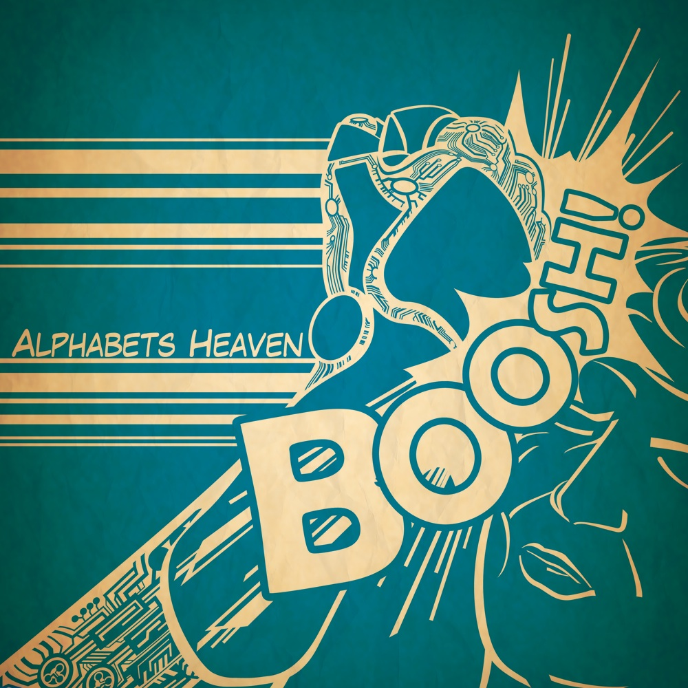 Stream: Alphabets Heaven – Boosh (2012)