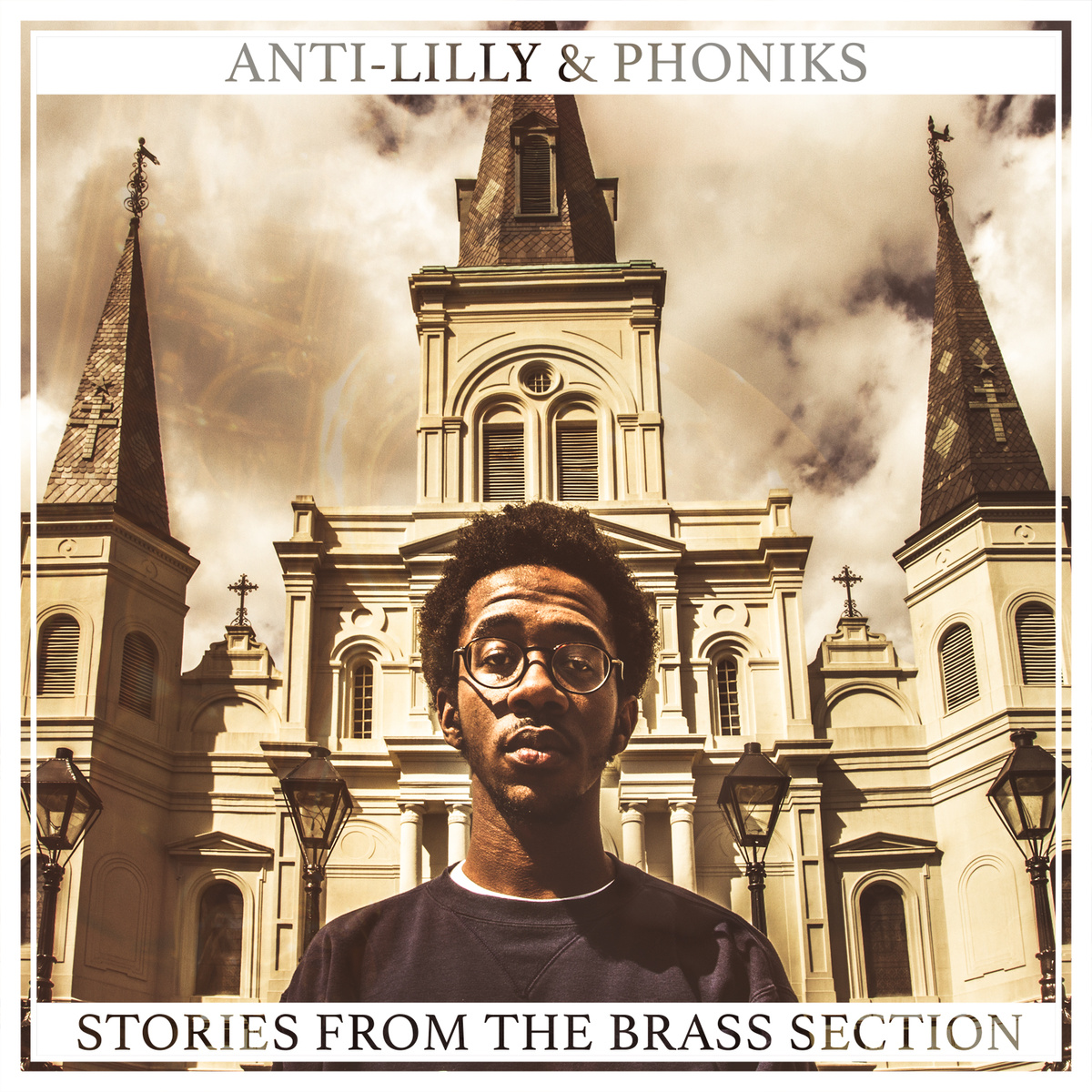 Free Download: Anti-Lilly & Phoniks – Stories From The Brass Section