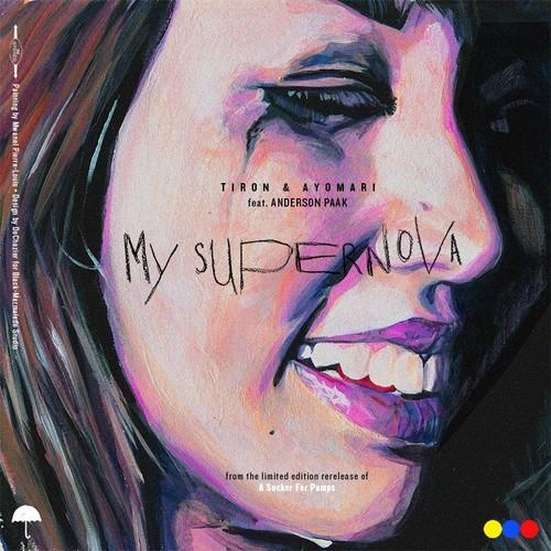 Listen: TiRon & Ayomari – My Supernova (feat. Anderson Paak)