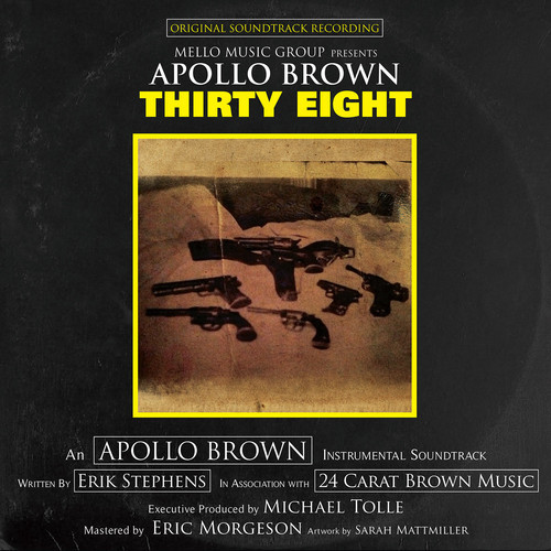 Listen: Apollo Brown – The Answer