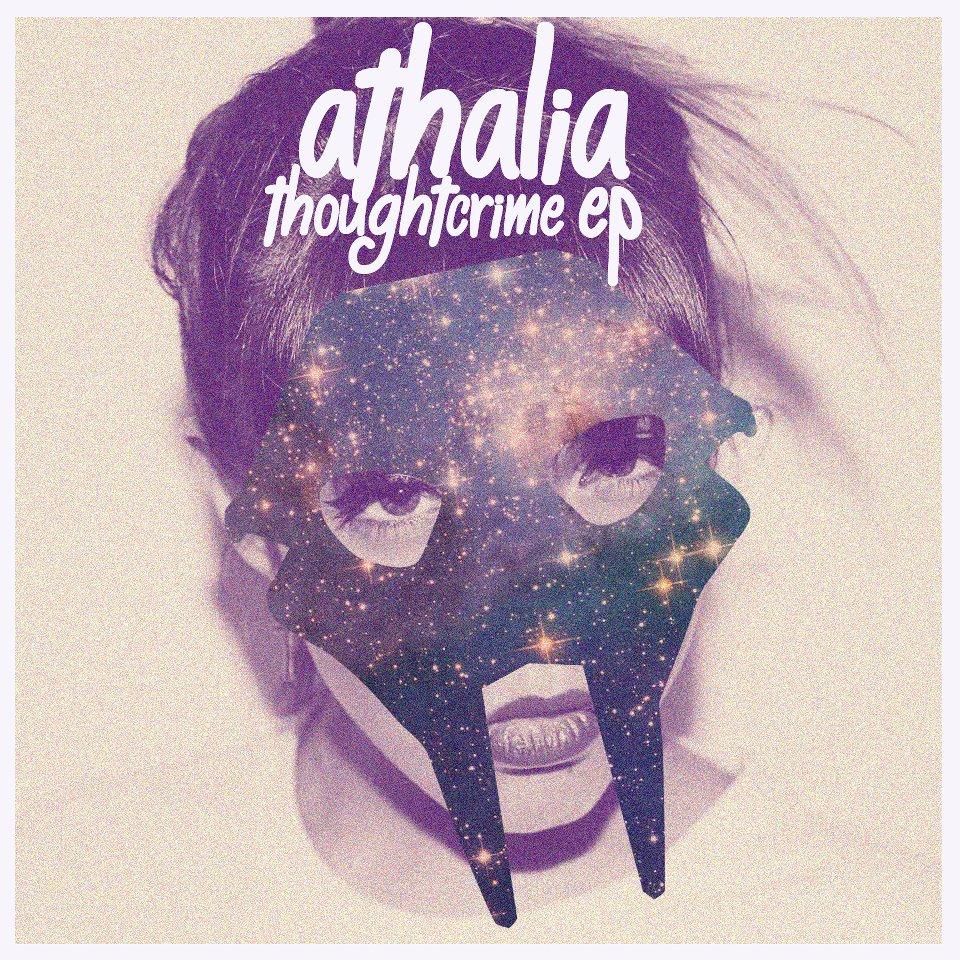 Free MP3: Athalia – Black Rainbows