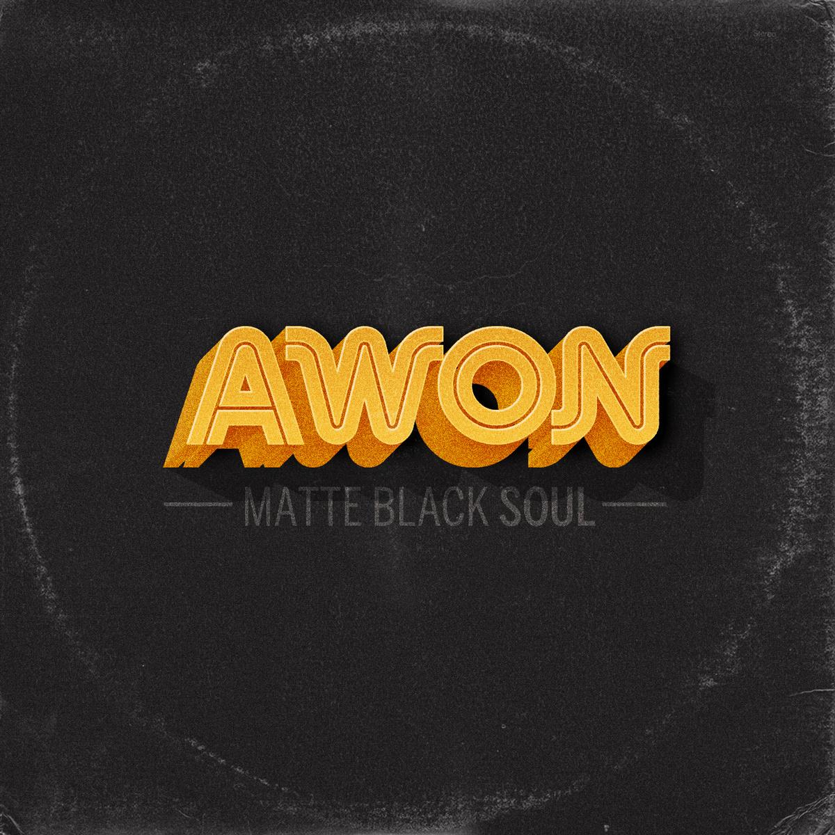 Listen: Awon – Matte Black Soul