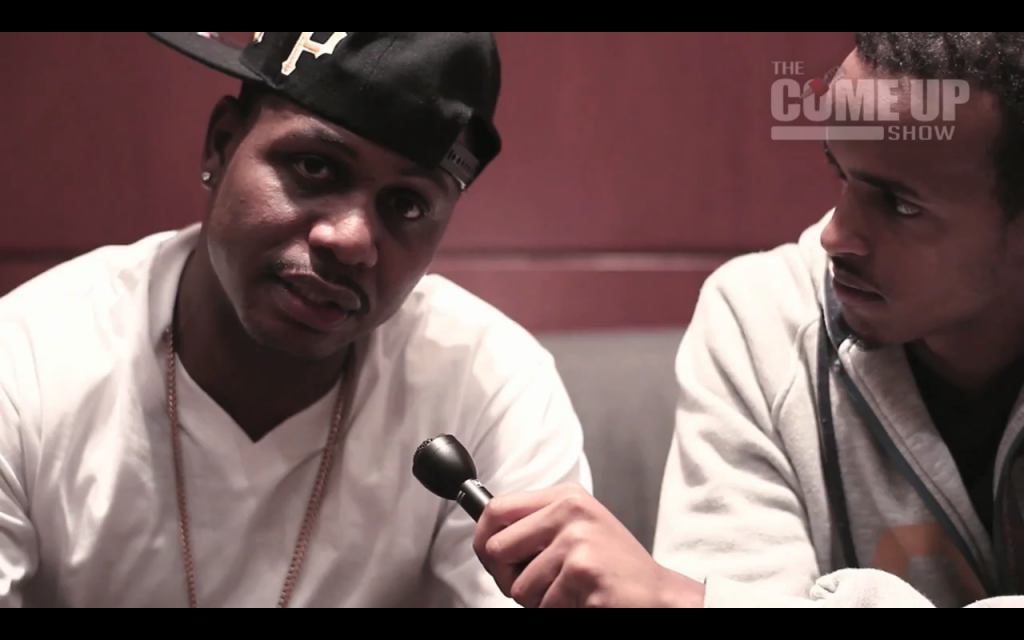 Video: AZ Interview On The Come Up Show