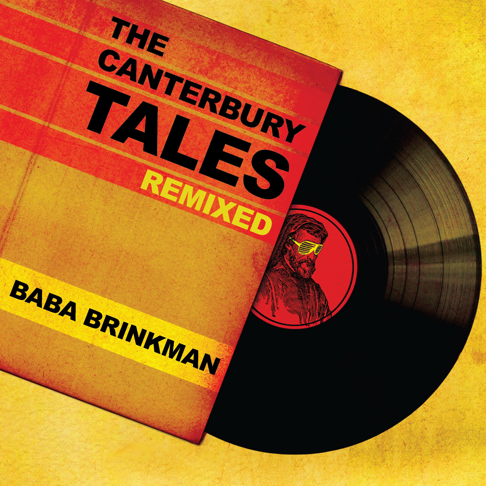 Free Download: Baba Brinkman – The Cantebury Tales Remixed (2012)