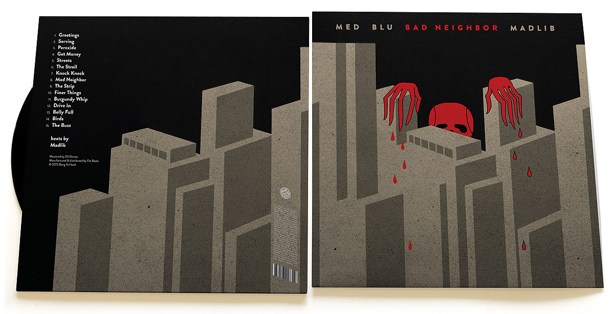 Listen: MED, Blu & Madlib – Knock Knock (ft. MF DOOM)