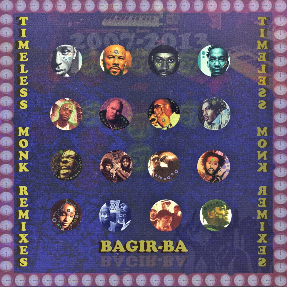 Free Download: Bagir-Ba – Timeless Monk Remixes