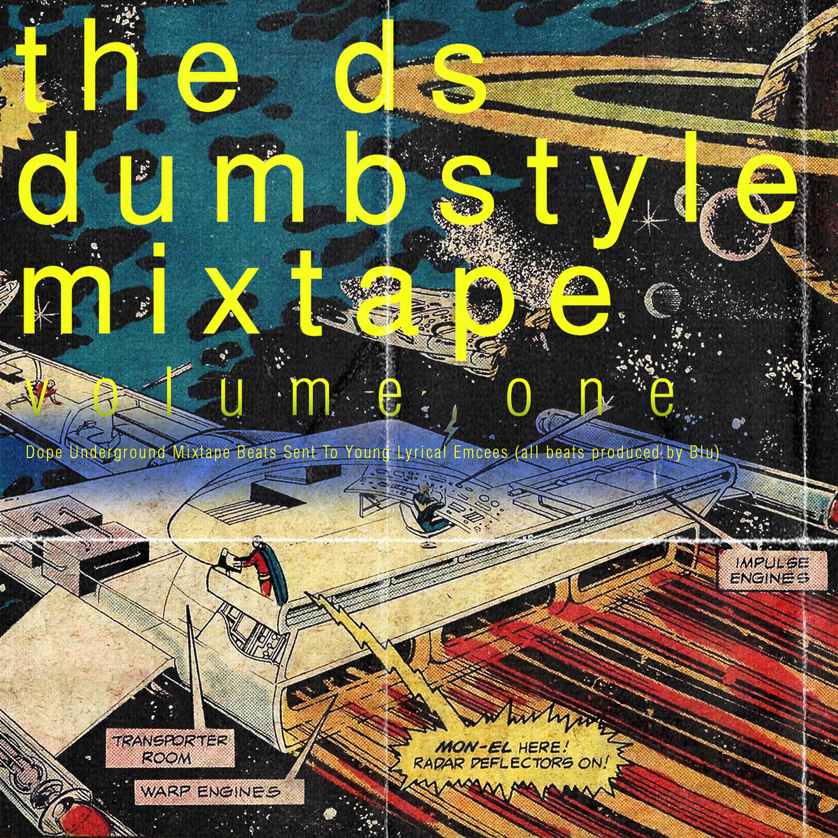 New mixtape by Blu: 'The DS Dumb Style Mixtape'