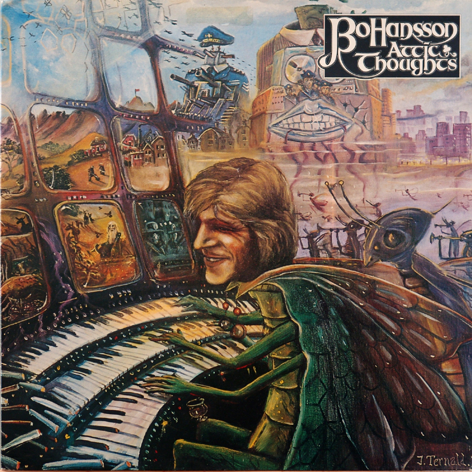 Grooves & Samples #26: Bo Hansson – Attic Thoughts (1975)