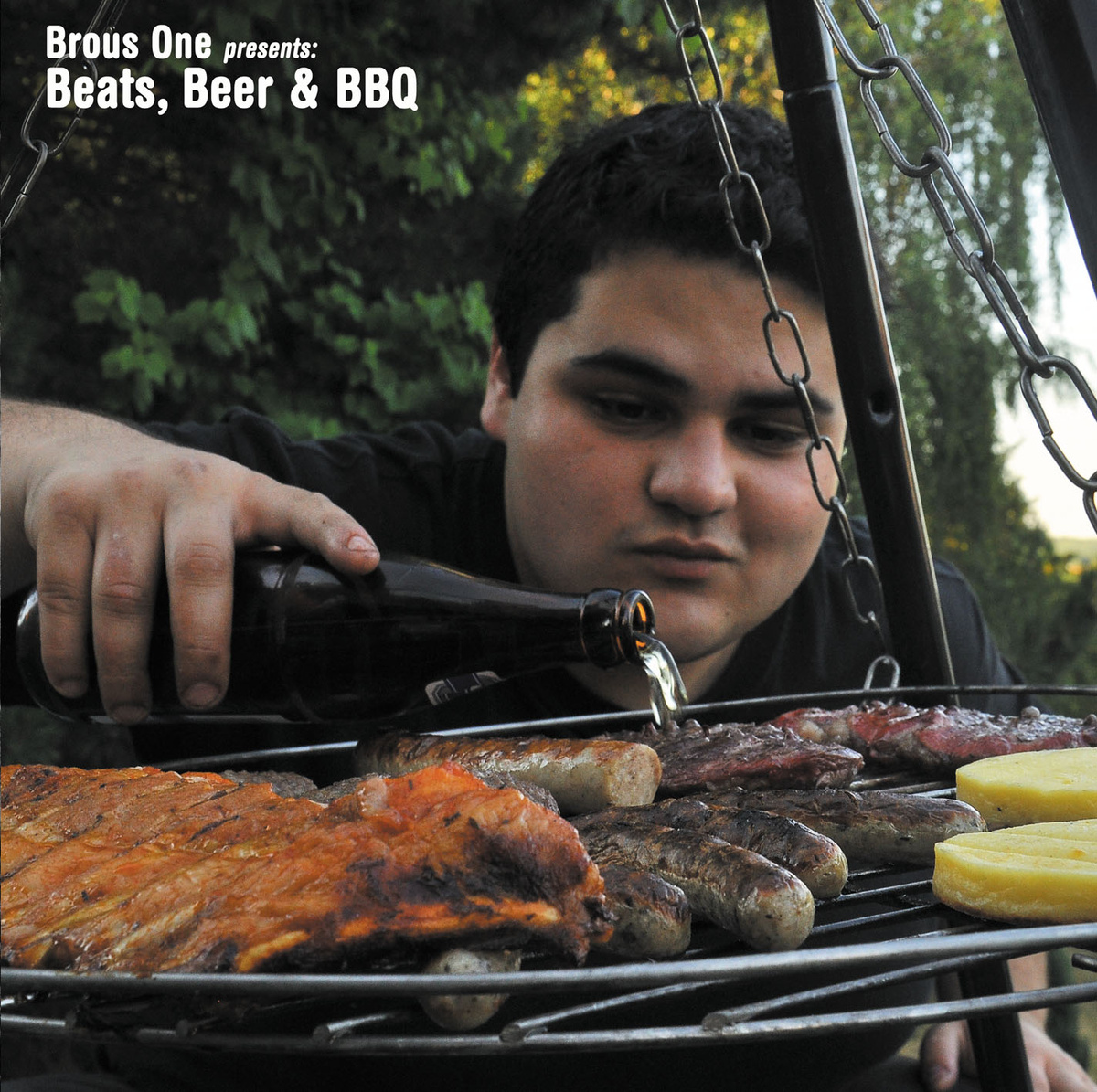 Vinyl: Brous One – Beats, Beer & BBQ