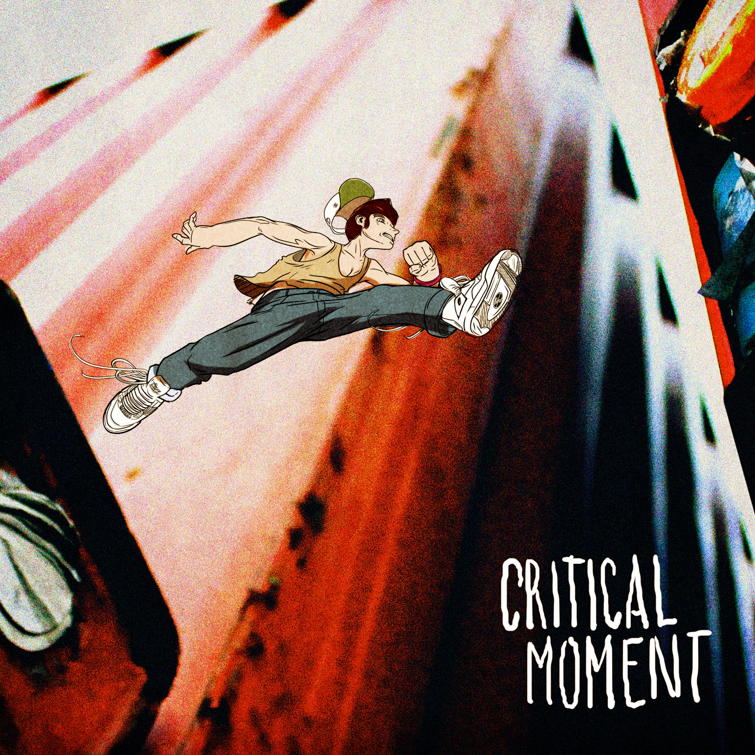 Stream: Bugseed – Critical Moment