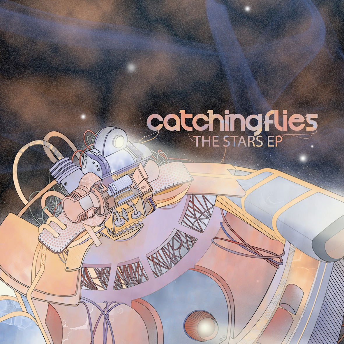 Free Download: Catching Flies – The Stars EP