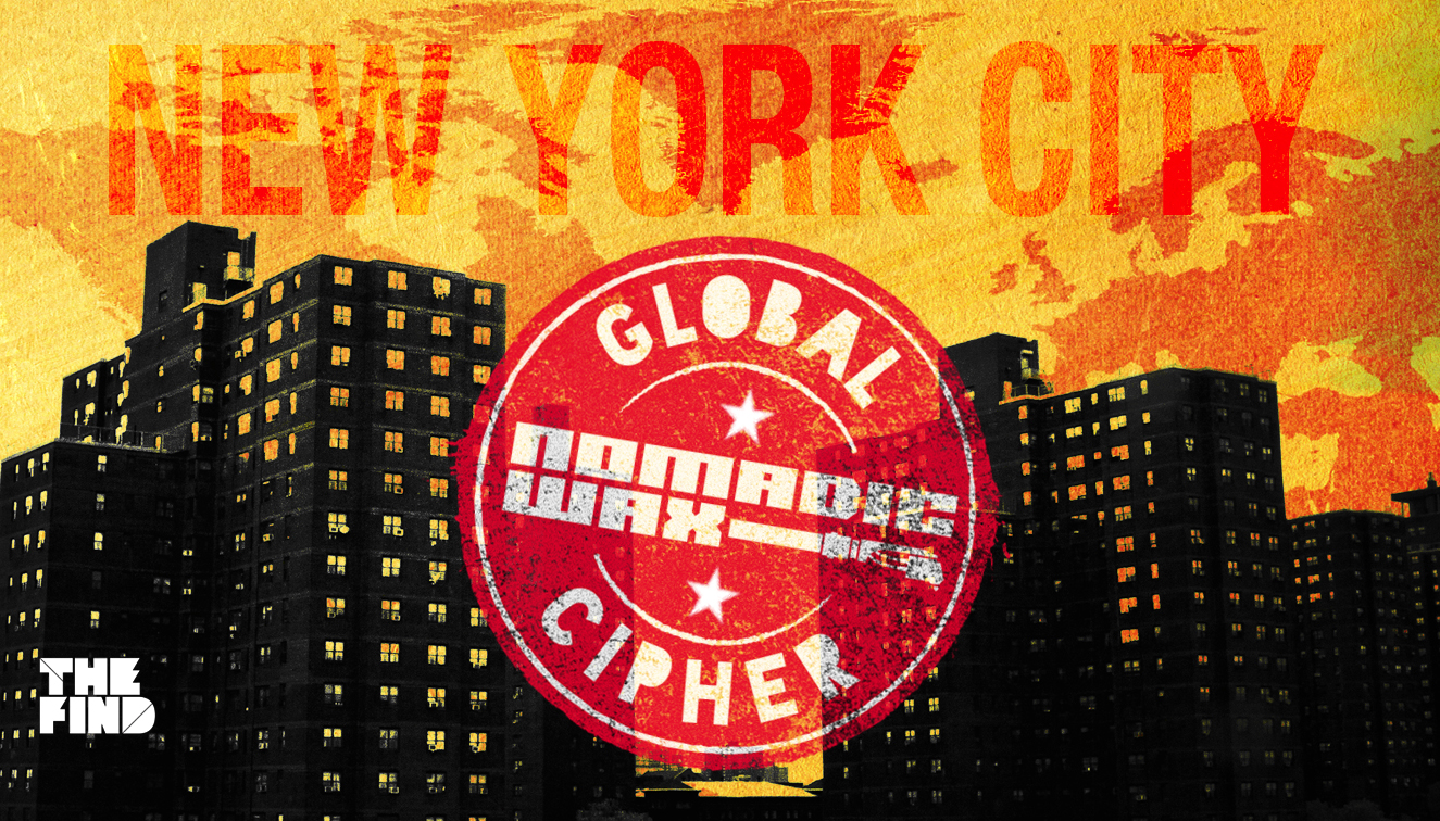 Video: Global Ciphers – NYC