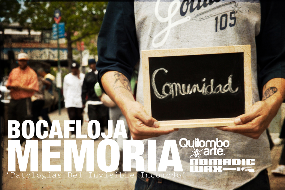 Video: Bocafloja – Memoria