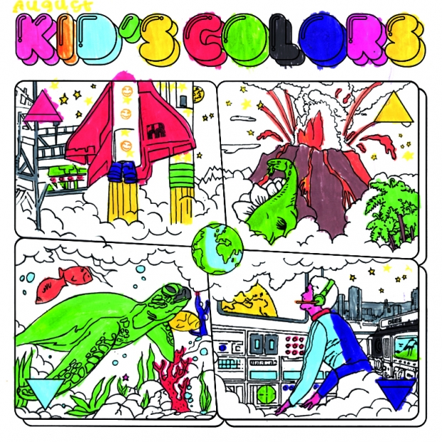 Review: Kid Sundance – Kid's Colors