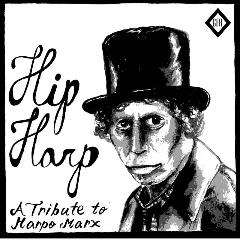 Free Download: Art Vandelay – Hip Harp: A Tribute to Harpo Marx (2011)