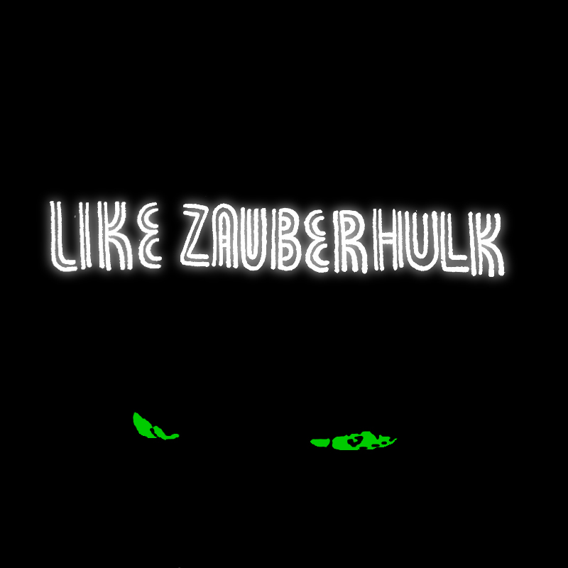 Free Download: Fremdkunst – Like Zauberhulk (2011)