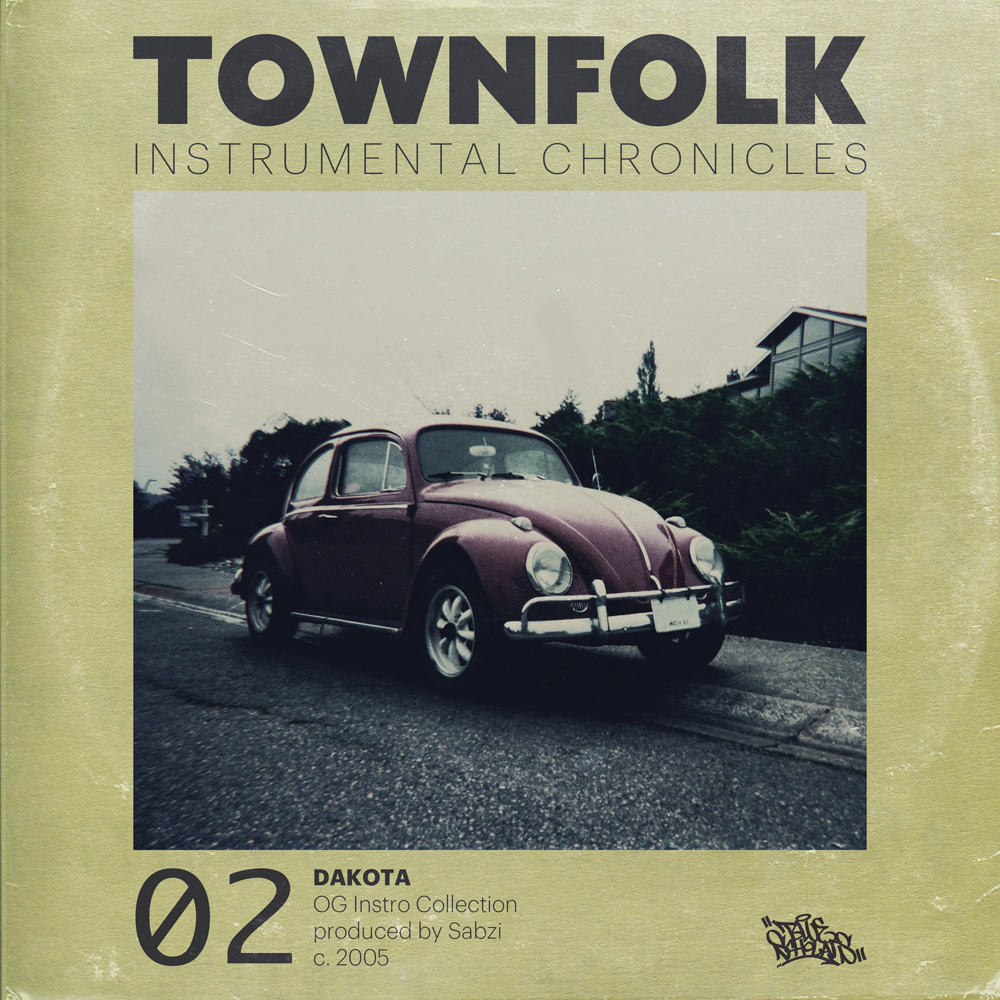 Free Download: Sabzi – Dakota [Townfolk I.C. 02] (2011)