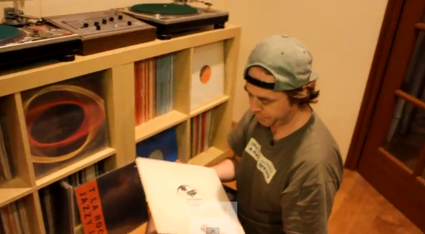 Video: Crate Diggers – Cut Chemist's Vinyl Collection