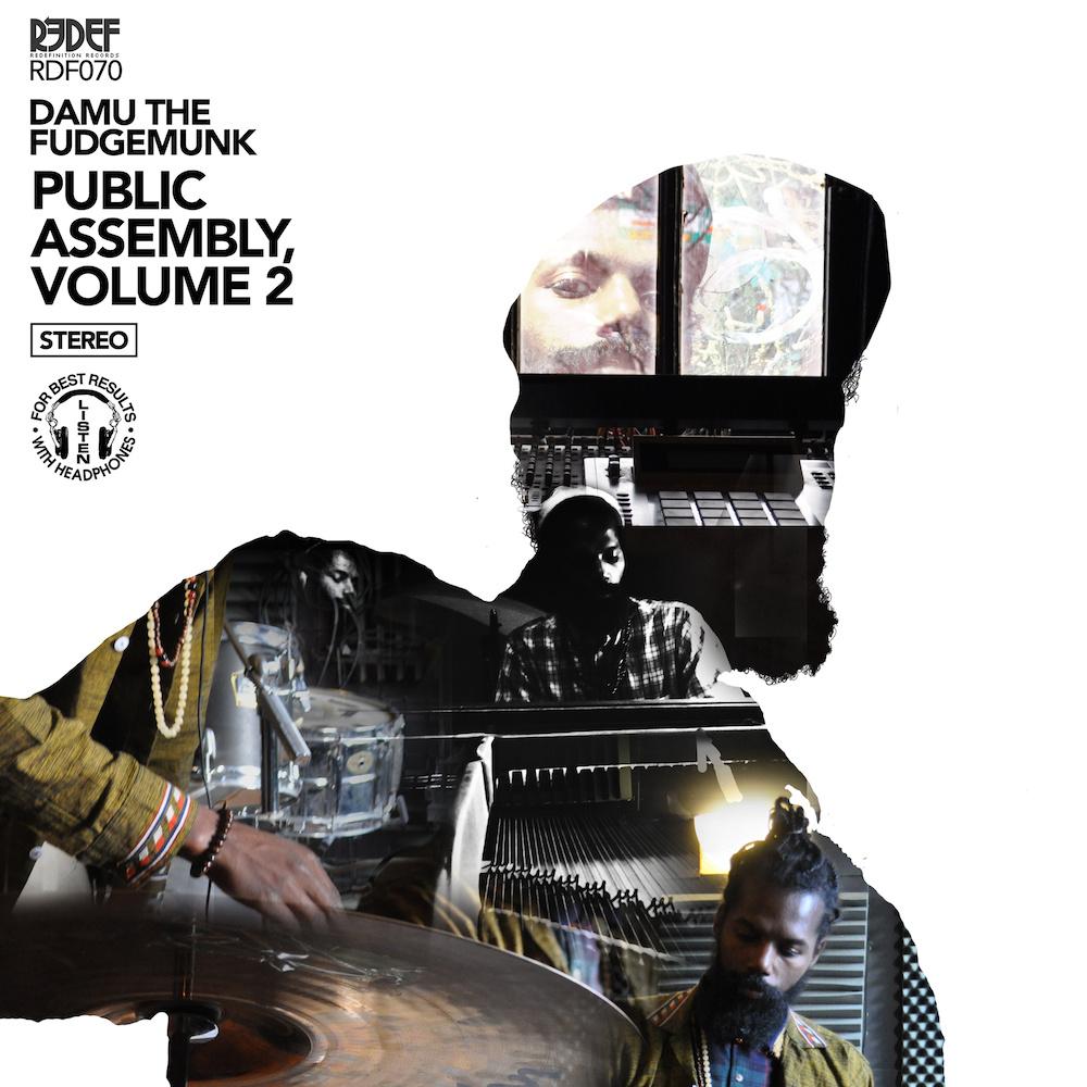 Stream: Damu The Fudgemunk – Public Assembly Vol. 2