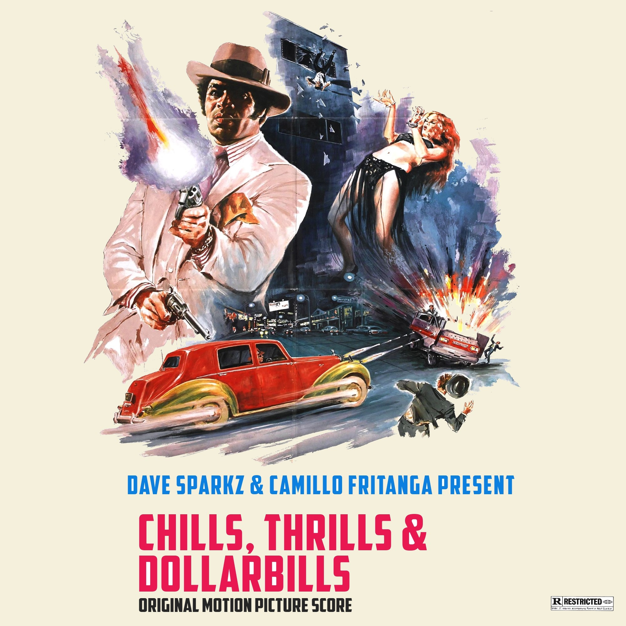 Free Download: Dave Sparkz & Camillo Fritanga – Chills​,​Trills & Dollarbills