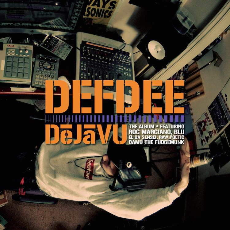 Vinyl: Def Dee – Deja Vu