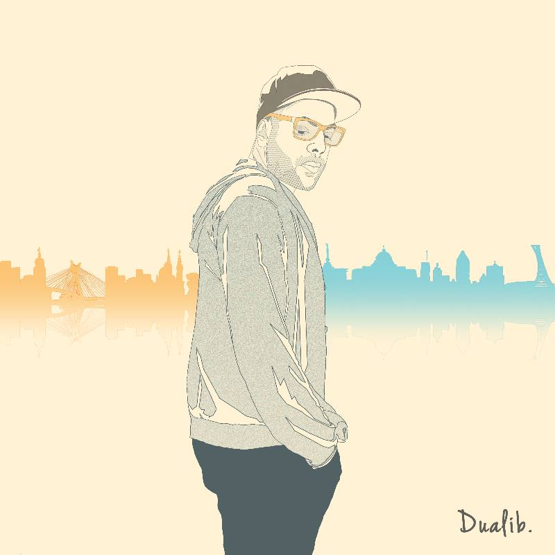 "New Guest Mix by Dualib, ""Jazzy Raindrops"""