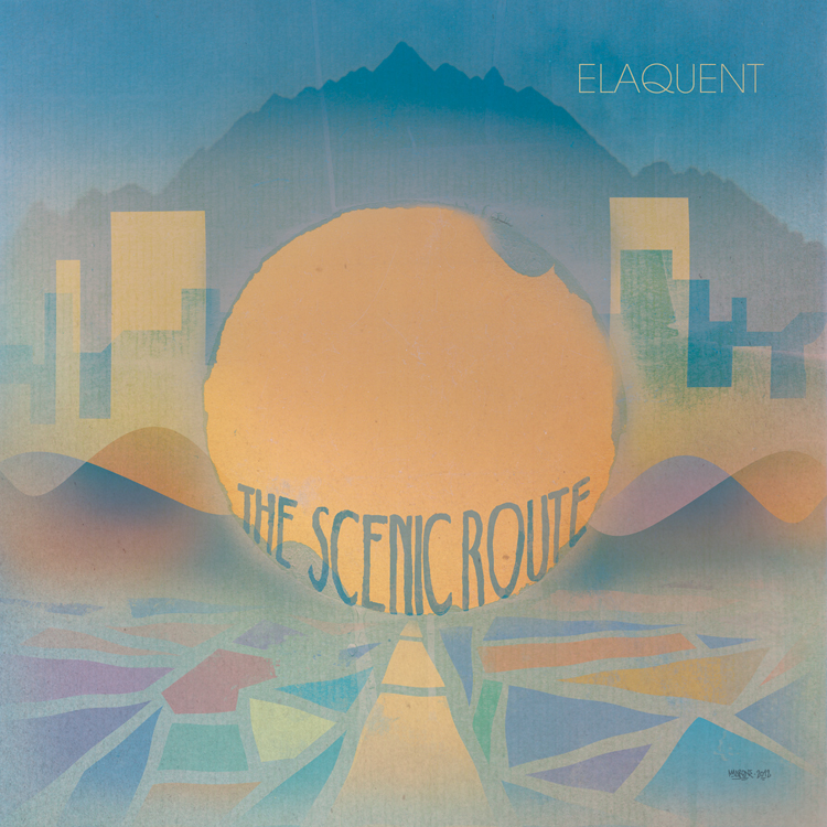 Stream: Elaquent – The Scenic Route (2012)