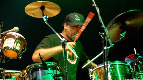 Video: Eric Bobo & DJ Rhettmatic live @ The Rootdown