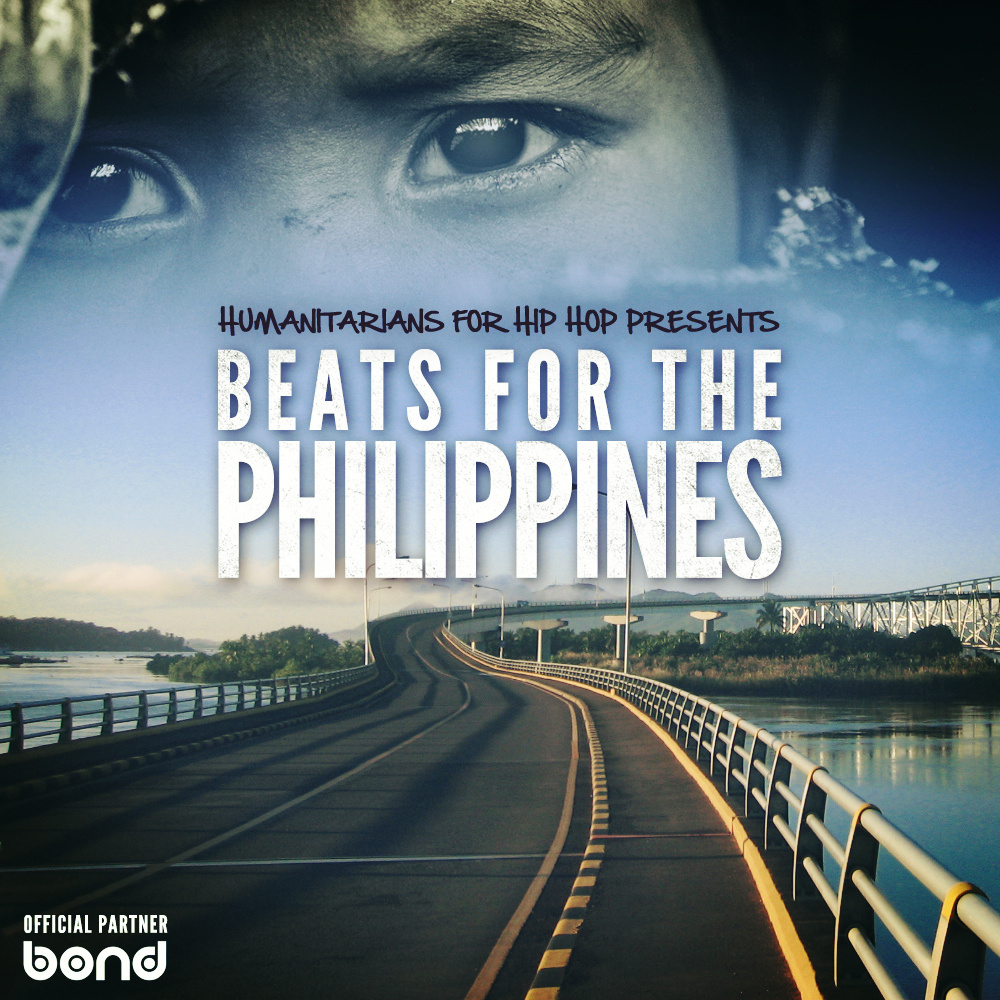 Support: Humanitarians For Hip Hop – Beats for the Philippines