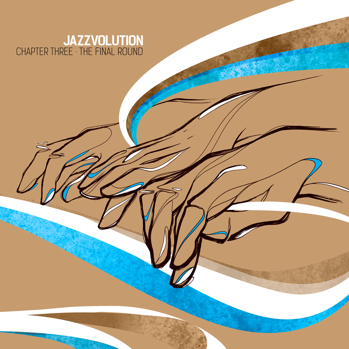 Jazzvolution Chapter Three: The Final Round (LP / Digital by The Find x HHV)