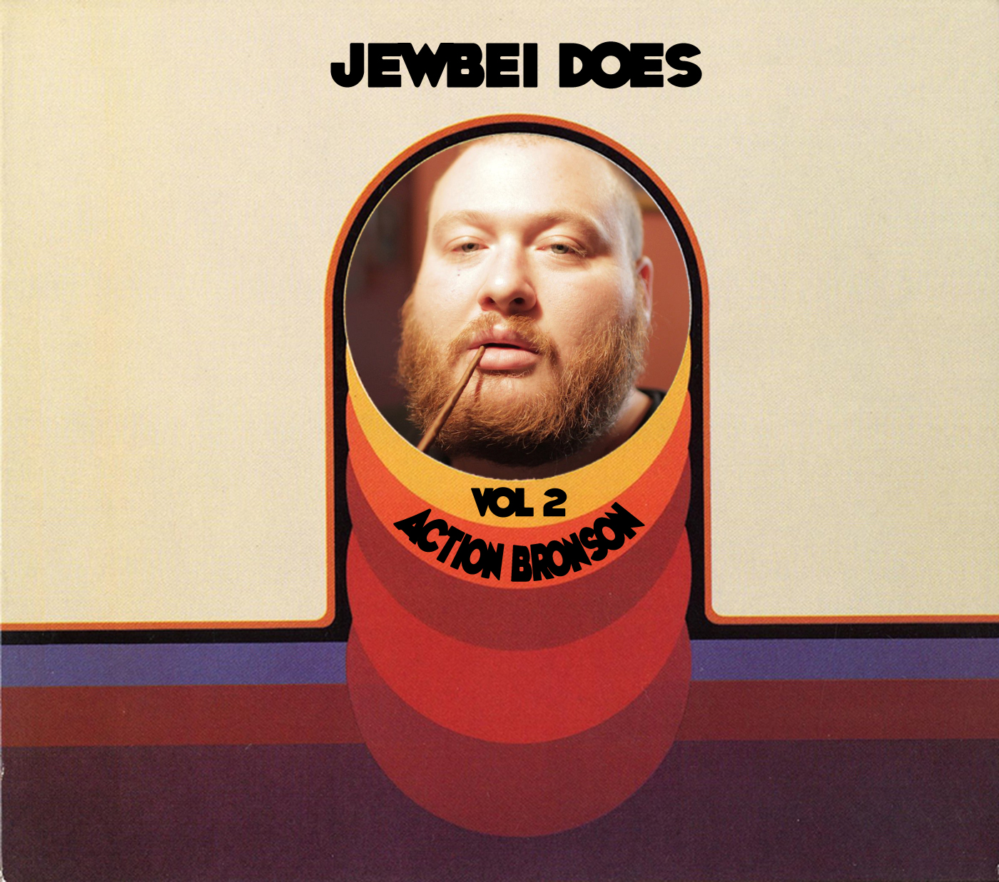 Free Download: Jewbei – Jewbei Does Action Bronson