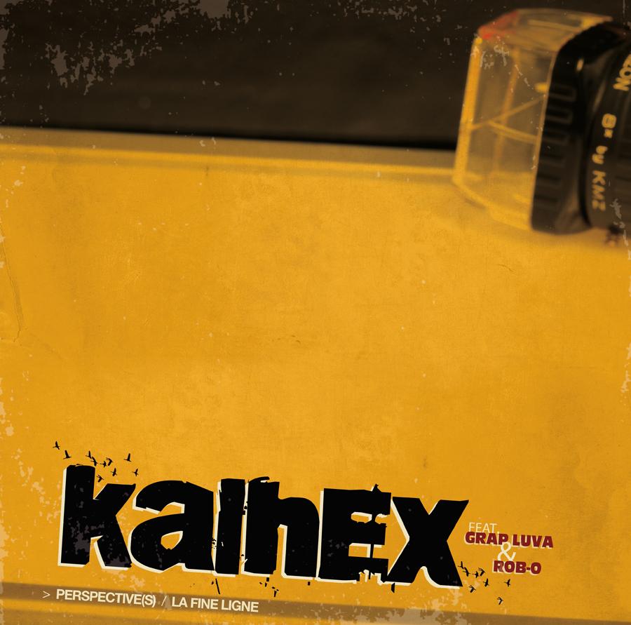 Stream: Kalhex – Perspective(s) / La Fine Ligne (ft. Grap Luva & Rob-O)