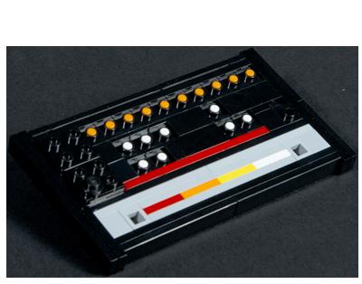 LEGO Drum Machine