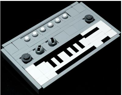 LEGO Synthesizer