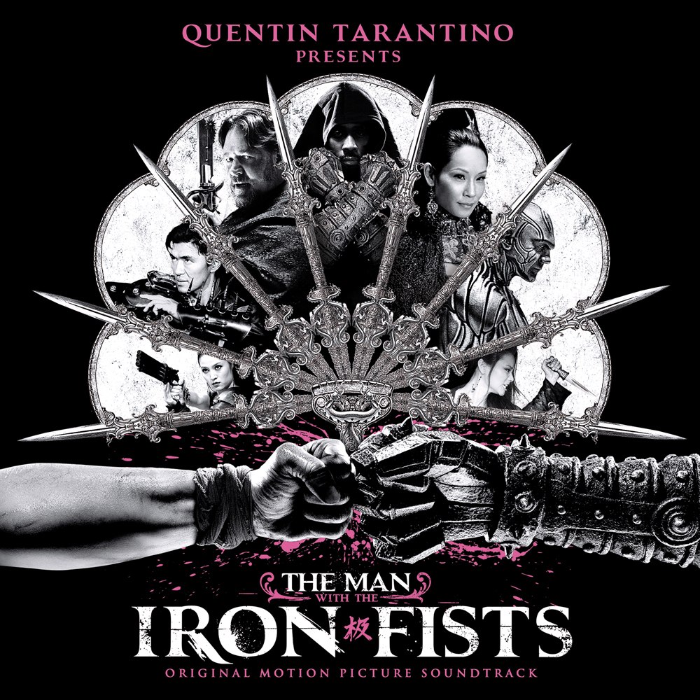 Stream: RZA – The Man With The Iron Fists (OST)