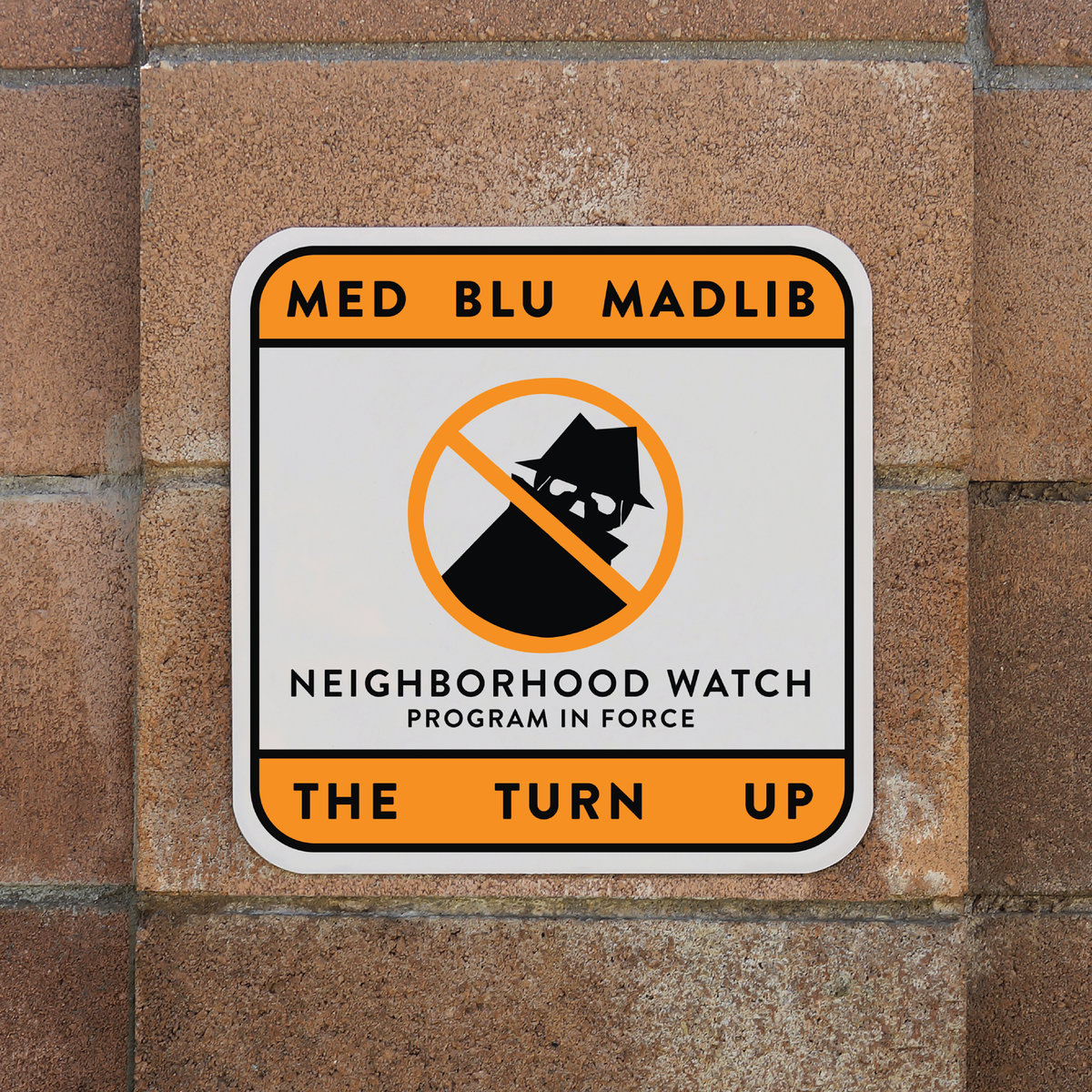 The Turn Up Blu Madlib MED