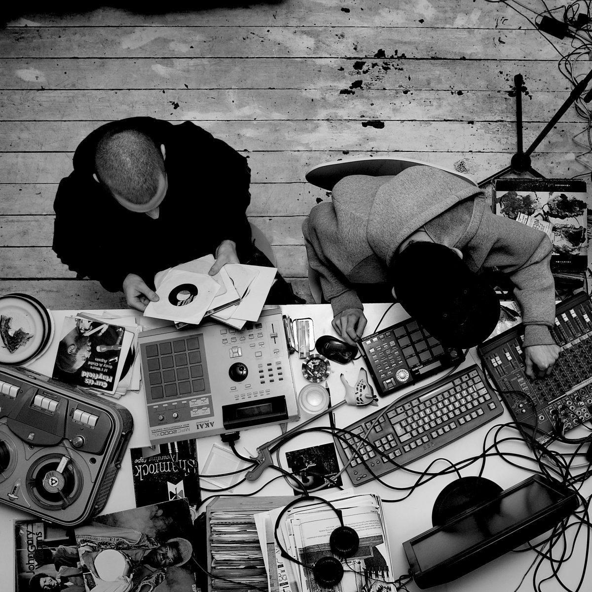 10+ Years of Beatmaking, Captured by Robert Winter (Interview)