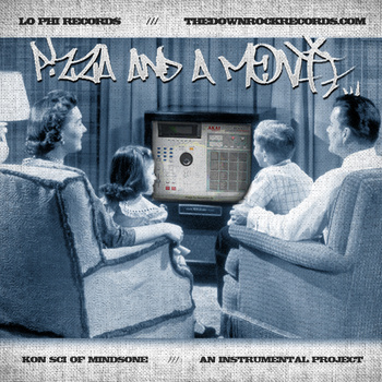 Free Download: KON Sci (of MindsOne) – Pizza And A Movie (2011)