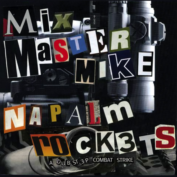 Free Download: Mix Master Mike (Beastie Boys) – NaPalm Rockets (2010)