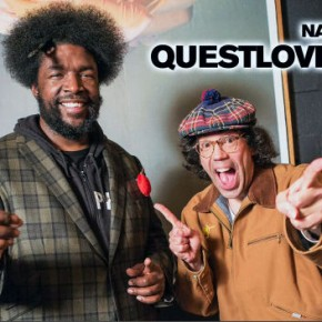 Video: Nardwuar vs. Questlove