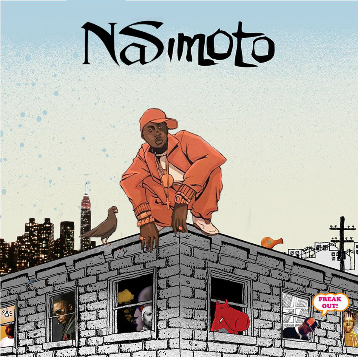 Nas & Quasimoto are 'Nasimoto', by D. Begun