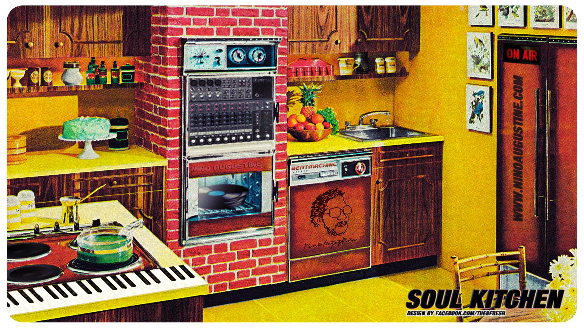 Free MP3: Nino Augustine – Soul Kitchen