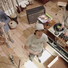 Video: Nujabes - Luv(sic) Part 6 feat. Shing02 (Uyama Hiroto Remix)