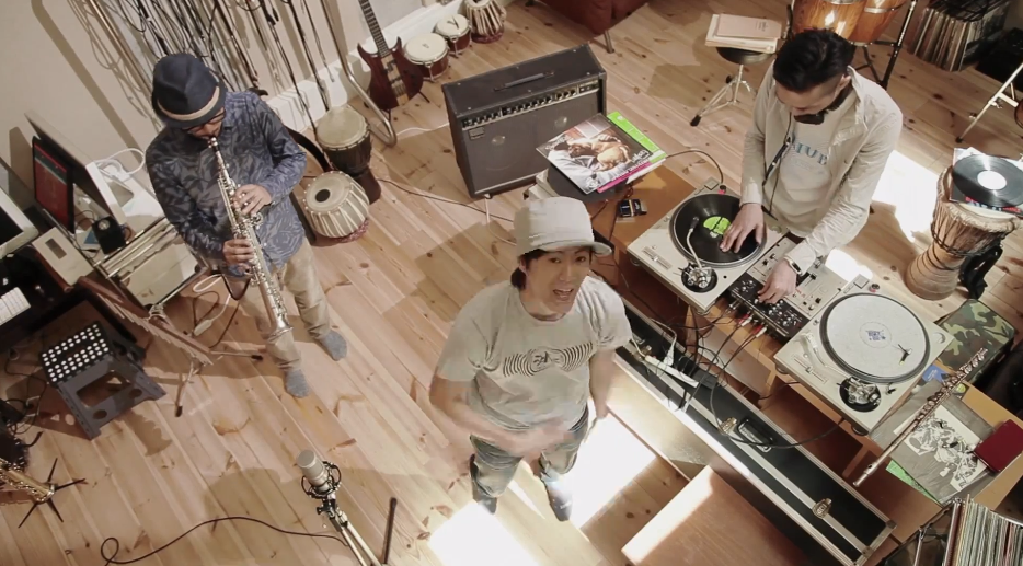 Video: Nujabes – Luv(sic) Part 6 feat. Shing02 (Uyama Hiroto Remix)