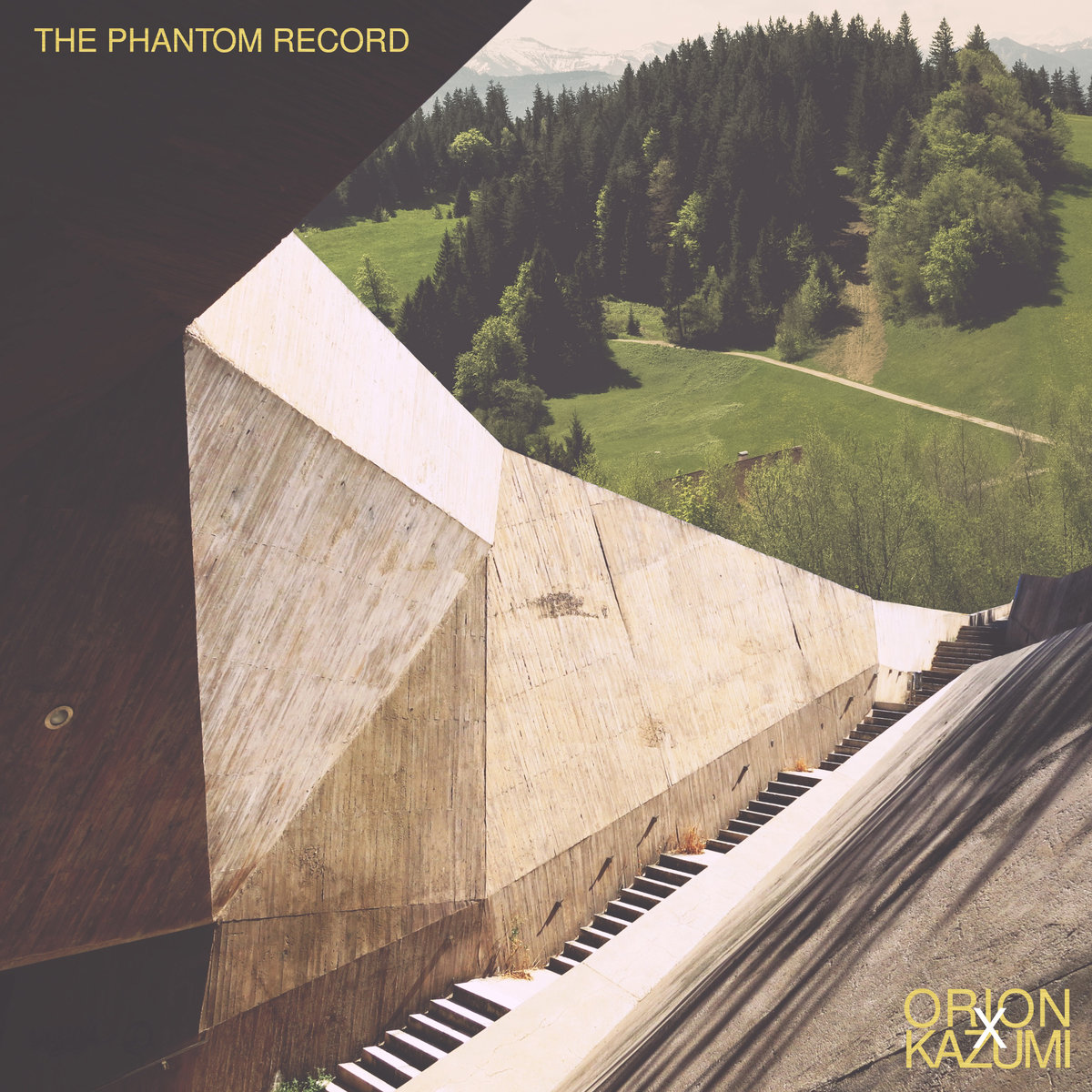 Orion & Kazumi – The Phantom Record EP
