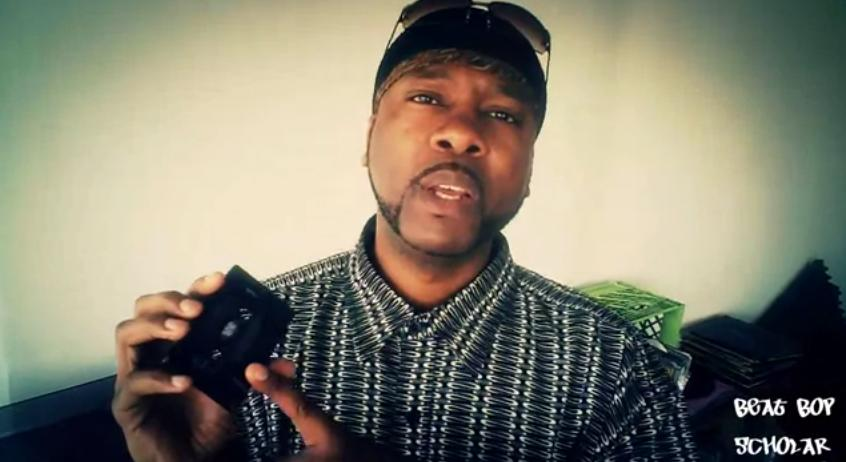 Video: Percee P – Untold Hip Hop Story