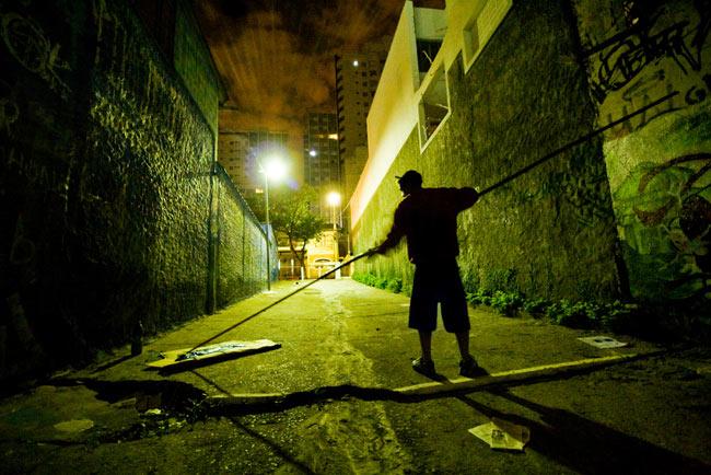 Art: Pixação, a language from São Paulo