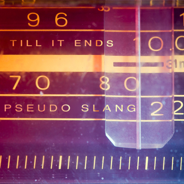 Stream: Pseudo Slang – Till It Ends EP