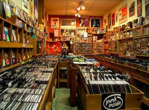 Article: Amoeba Music Record Store
